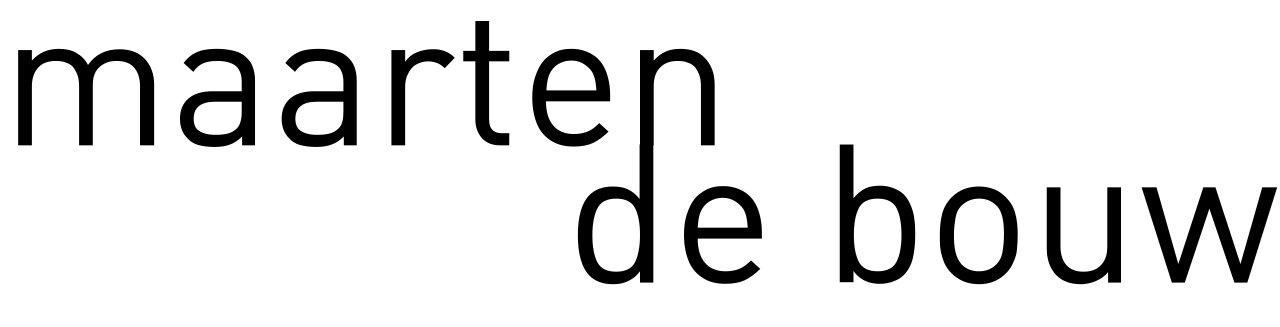 Maarten De Bouw